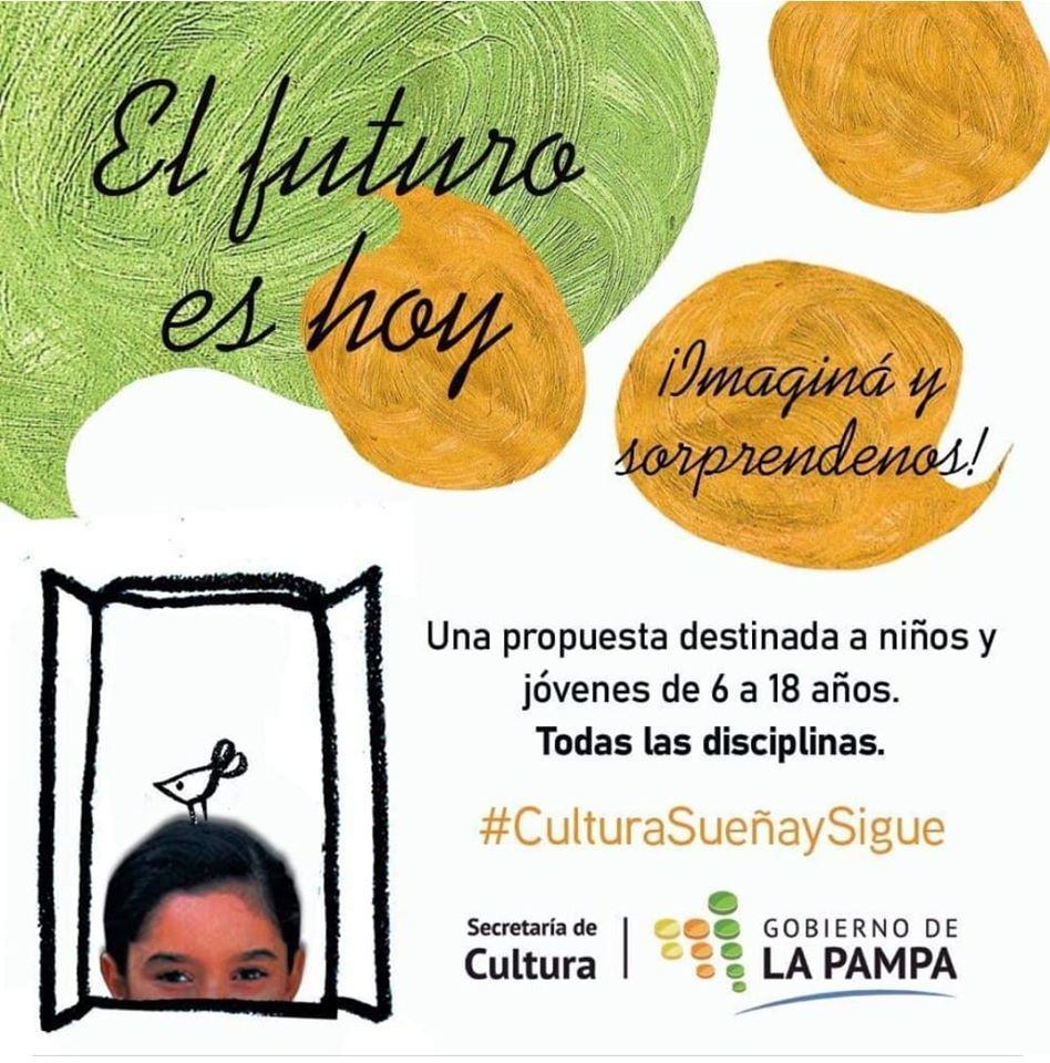 """Cultura lanza """"Hoy es el Futuro"""", reemplazo temporal de los Juegos Culturales Evita"""