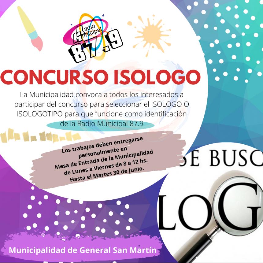 CONCURSO DE ISOLOGO
